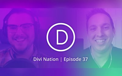 Divi Nation Ep. 37 – Josh Interviews Nathan B. Weller