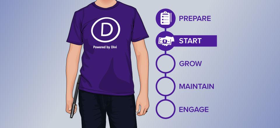 Starting divi web design business for Starting a design business