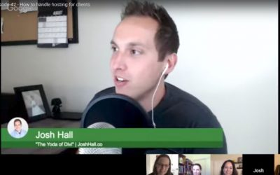 Divi Chat Ep. 42 – How to Handle Hosting for Clients