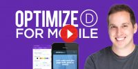 How to Optimize Divi for Mobile with the Visual Builder