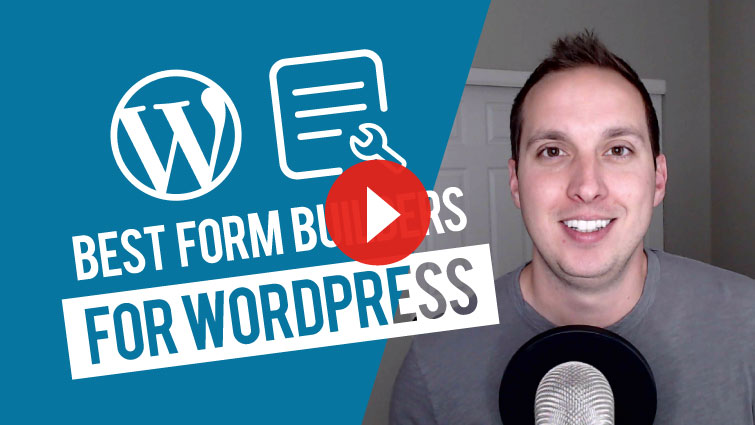 Best Form Builder Plugins for WordPress