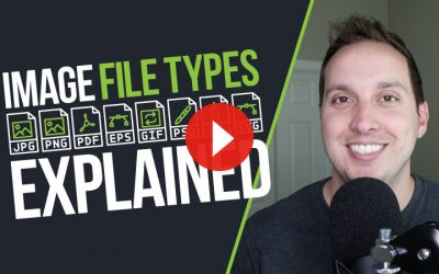 Image File Types Explained