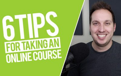 6 Tips for Taking an Online Course