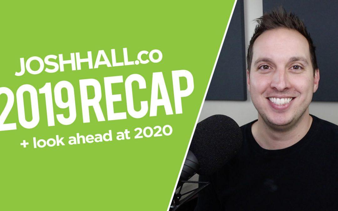 2019 Recap & Look Ahead at 2020!
