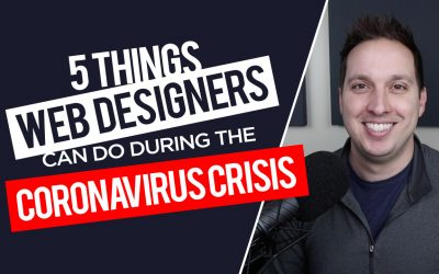 5 Things Web Designers Can Do During The Coronavirus Crisis