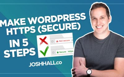 Make Your WordPress Website Fully HTTPS Secure (in 5 STEPS)